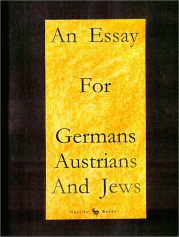 an essay on the cause of the holocaust Holocaust term papers (paper 13303) on causes of the holocaust : post world war i germany saw difficult times germans were searching for a reason to blame someone for their problems and extremist groups such as t term paper 13303.