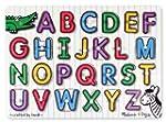 Melissa & Doug See-Inside Alphabet Pe...