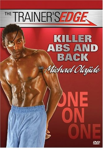 Trainer's Edge - Killer Abs and Back with Michael Olajide