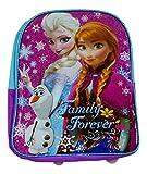 Disney Frozen Princess Elsa Sparkle Backpack, Large 15 School Bag, New Licensed Design