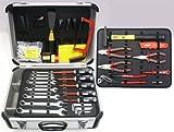 Famex 735-52 Universal Werkzeugkoffer mit Qualitäts-Werkzeugbestückung