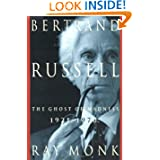 Bertrand Russell: 1921-1970, The Ghost of Madness