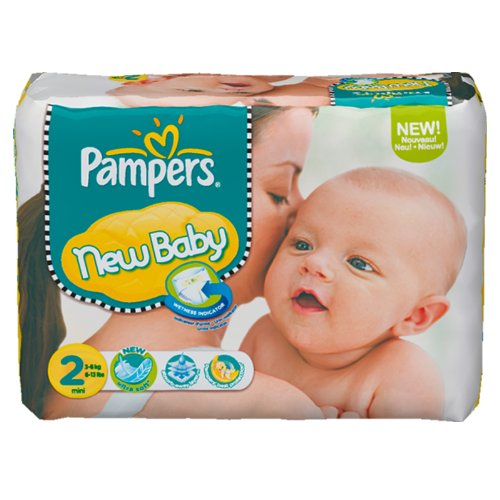 Couche pampers active fit pas cher - Couches pampers new baby pas cher ...