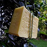 Handmade Soap -Florida Citrus Soap Bar- with Persian Orange Lime and Tangerine- Citrus Bar