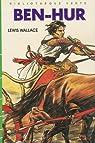 Ben-Hur : Collection : Biblioth�que verte cartonn�e par Wallace