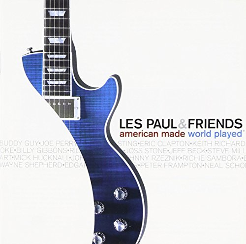 Les Paul & Friends: American Made, World Played (Seal Paul compare prices)