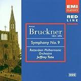 Bruckner: Symphony No. 9; Rotterdam Philharmonic; Jeffrey Tate