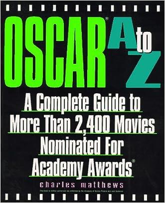 Oscar A to Z written by Charles Mathews