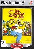 echange, troc Les Simpson : Le jeu - platinum