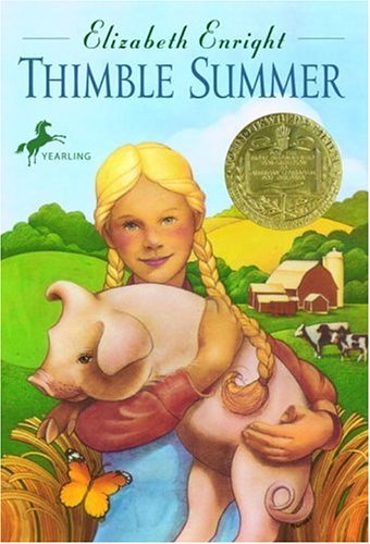 Thimble Summer Free Book Notes, Summaries, Cliff Notes and Analysis