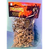 Dragon Heart Knights Figures Play Set Bag Of Approx 60 Piecesby Advance