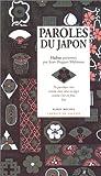 """Afficher """"Paroles du Japon"""""""