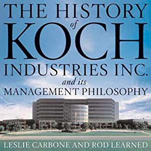 The history of koch industries inc and its management for Koch industries
