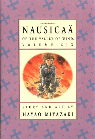 Nausicaa of the Valley of Wind Vol 6Hayao Miyazaki