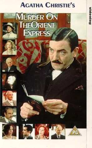 Agatha Christie's Murder On The Orient Express [VHS] [UK Import]