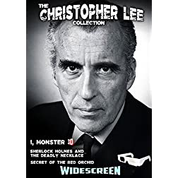 Christopher Lee Collection: Triple Feature