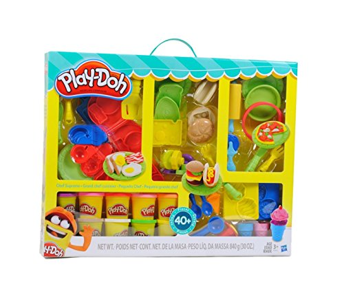 Cooking Play Set, 40 Pieces