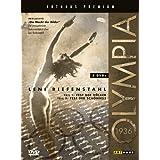 """Leni Riefenstahl: Olympia 1+2 & Die Macht der Bilder - Arthaus Premium Edition (3 DVDs)von """"Leni Riefenstahl"""""""
