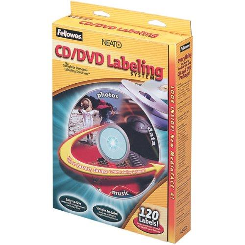 Fellowes CD Label Kit (99940)