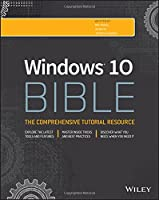 Windows 10 Bible, 2nd Edition Front Cover