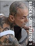 Black & Grey Tattoo 1: Traditional/Chicano