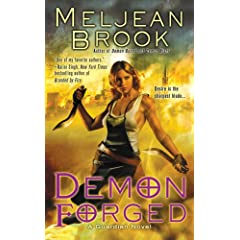 Demon Forged by Meljean Brook