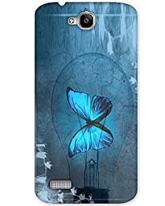 WEB9T9 Huawei Honor Hollyback cover Designer High Quality Premium Matte Finish 3D Case