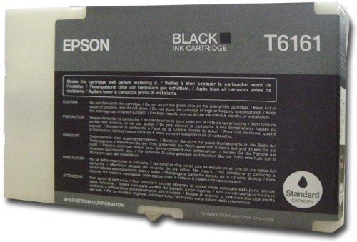 Epson T6161 Tintenpatrone, Singlepack, schwarz