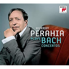 Murray Perahia - Bach Piano Concertos [Clean]