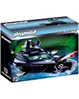 Playmobil - 4882 - Jeu de construction - Vaisseau d'attaque du Robo-Gang