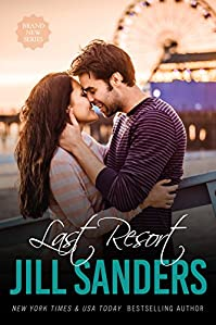 Last Resort by Jill Sanders ebook deal