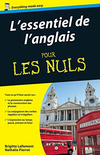 L'Essentiel de l'anglais Pour les Nuls