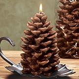 DecoGlow Pine Cone, Small