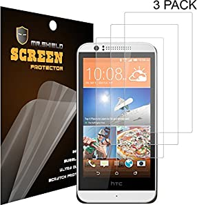 Mr Shield For HTC Desire 510 Anti-Glare Matte Screen Protector [3-PACK]