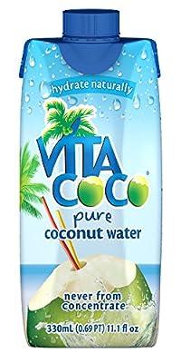 Vita Coco Coconut Water, 11.1 oz. (Count of 12)