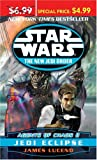 Agents of Chaos II: Jedi Eclipse (Star Wars: The New Jedi Order, Book 5) (0345480392) by Luceno, James