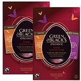 Green & Black's Organic Luxury Dark Twin Eggs & Bars