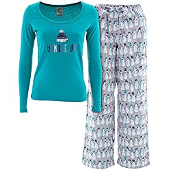 Munki Munki Long Sleeves and Pants Set