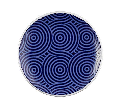 combi-Couvercle 9,4 cm-Lot de 6-Bleu-motion no limits 24602 Par Seltmann Weiden