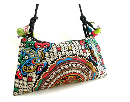 Embroidered Crossbody Bags For Women H20 L33Cm Shoulder Bags For Women Item6 front-69155