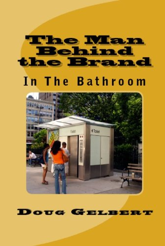 the-man-behind-the-brand-in-the-bathroom-english-edition