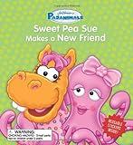 Running Press Pajanimals: Sweet Pea Sue Makes a New Friend (Jim Henson's Pajanimals)