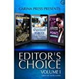 img - for Carina Press Presents: Editor's Choice Volume I book / textbook / text book