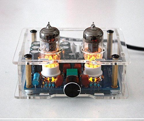 Check Out This Little bear P5-1 CLEAR 6J1 tube valve puffer Preamp Preamplifier amplifier ver1.2