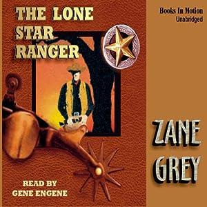 The Lone Star Ranger Audiobook