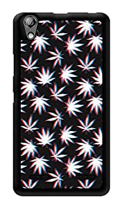 """Humor Gang Grass Trippy Pattern Printed Designer Mobile Back Cover For """"Lenovo A6000 Plus"""" (3D, Glossy, Premium Quality Snap On Case)"""