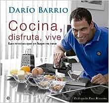 Cocina, disfruta, vive: 9788499708096: Amazon.com: Books
