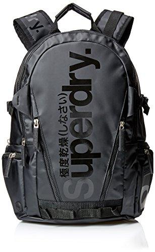 슈퍼드라이 트랩 등산 백팩 Superdry Only Tarp Backpack,Black