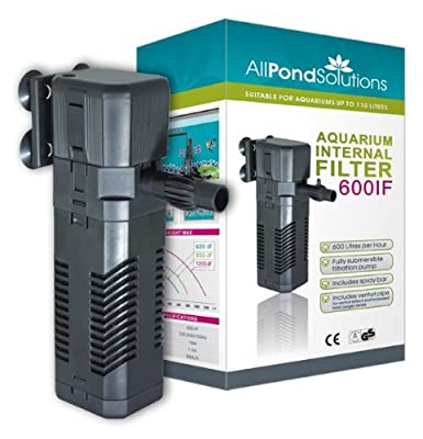 All Pond Solutions Aquarium Internal Filter
