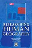 img - for Researching Human Geography book / textbook / text book